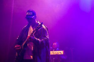 Tony M, guitariste et rappeur